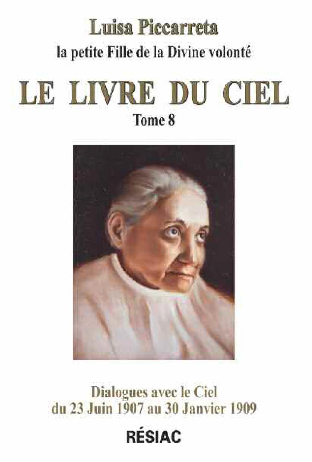 Luisa Piccarreta - Le Livre du Ciel - Tome 8
