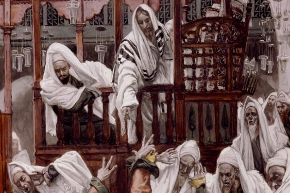 Évangile du jour avec Luisa Picaretta et Maria Valtorta Le-levain-des-pharisiens