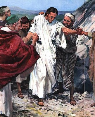 Évangile du jour avec Luisa Picaretta et Maria Valtorta - Page 3 Jesus-chasse